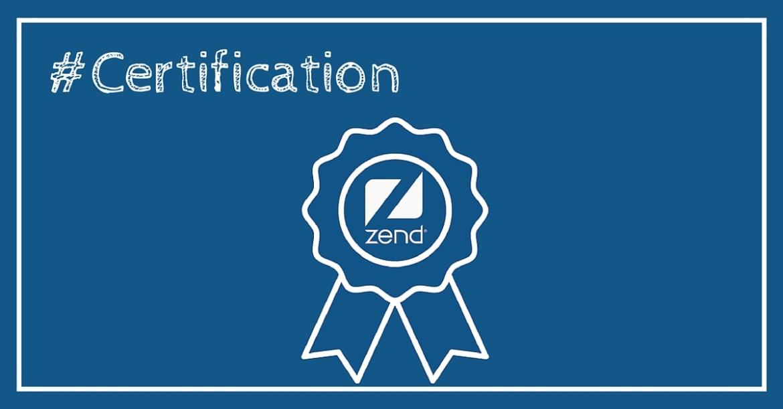 Comment et pourquoi se préparer pour la certification Zend Framework