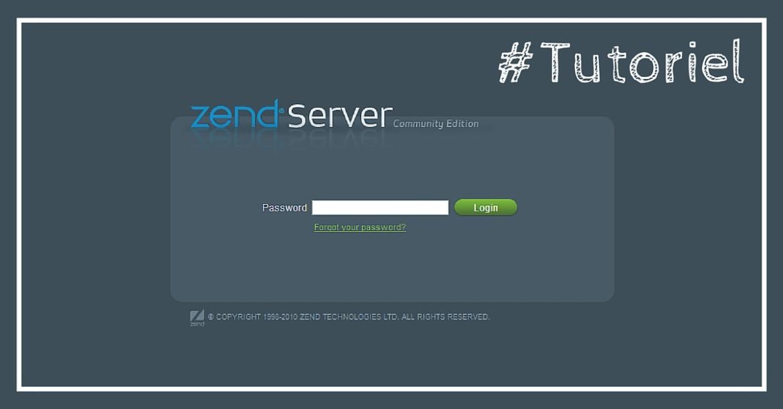 Zend Server, l'environnement de développement parfait pour Mac.