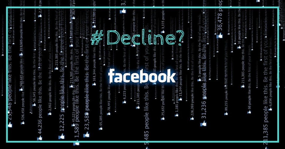 Facebook : how the decline has started and why they won't make it to twitter