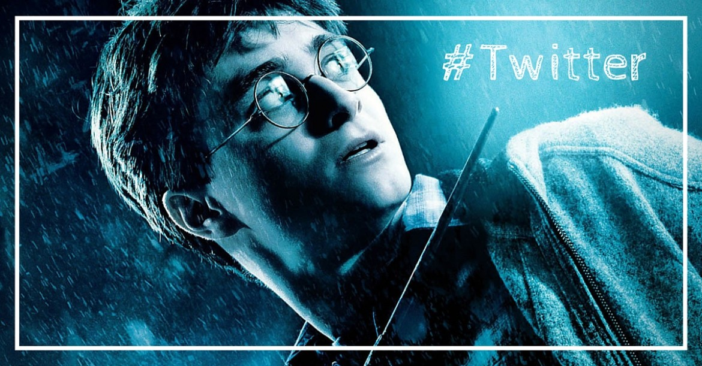 Twitter: outil de promotion pour le nouveau Harry Potter