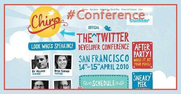 Twitter lance sa première conférence pour les développeurs