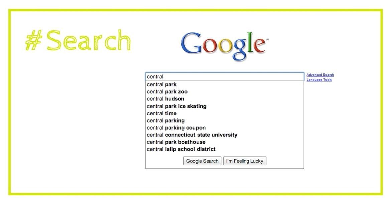 Google Suggest – un outil de marketing?