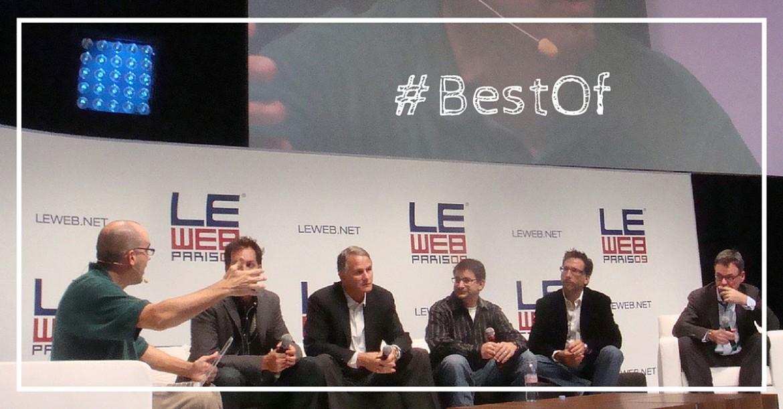 Best of LeWeb09 – ma sélection des meilleures conférences