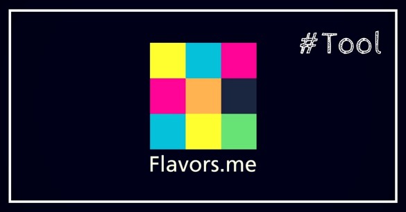 flavors.me: all your online profiles in one elegant place
