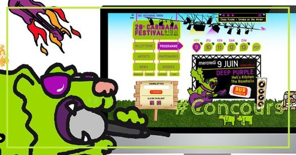 Gagnez votre place pour le Caribana Festival 2010!