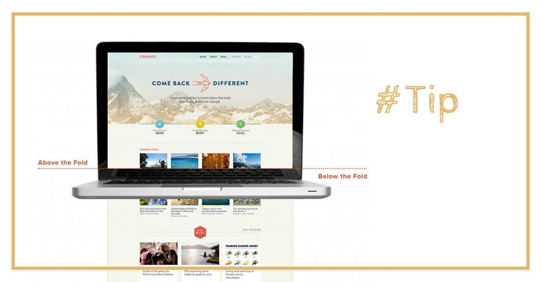 Ligne de flottaison: que voient réellement les visiteurs de votre site?