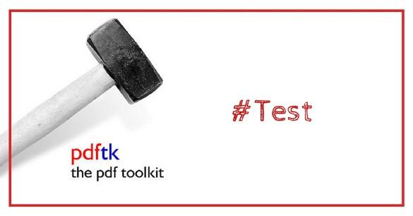 pdftk : le couteau suisse de la manipulation de fichiers PDF