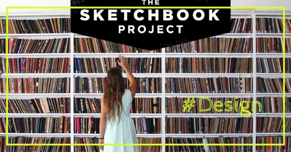 Back to basics: Art House co-op & Moleskine = The Sketchbook Project 2011