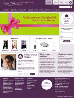 Le nouvelle boutique en ligne de POINTWC