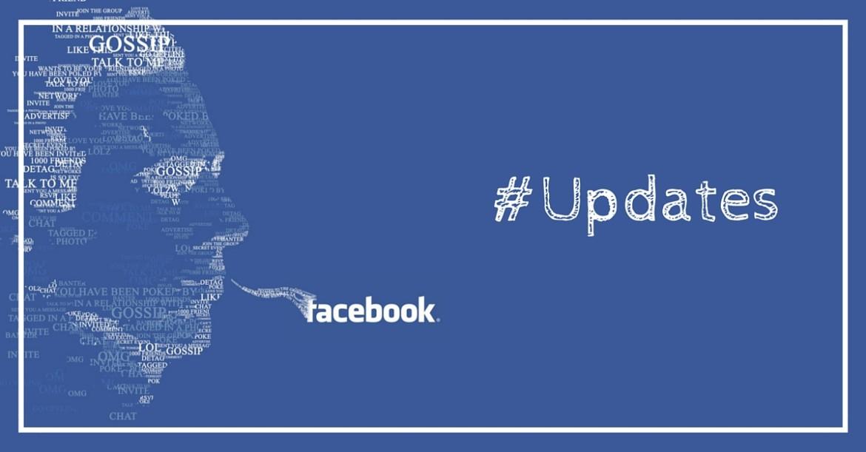 La nouvelle page facebook: quels changements?