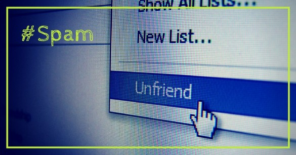 Reasons why consumers unsubscribe froms e-mail, Facebook and Twitter