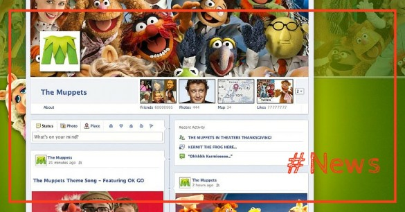 Récapitulatif des nouveautés Facebook annoncées à F8