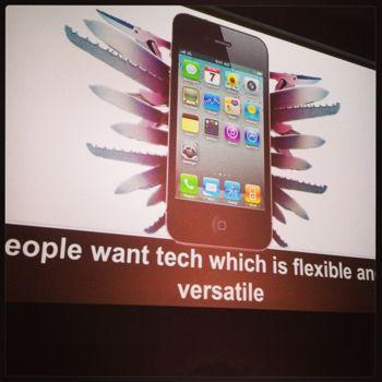 Xmedialab keynote by Erinrose Sullivan