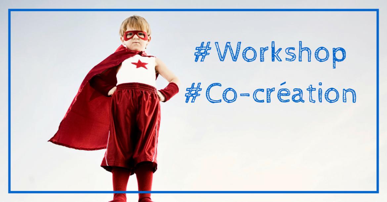 Simplelab | workshop superhero, faites de la co-création avec vos clients en vous amusant