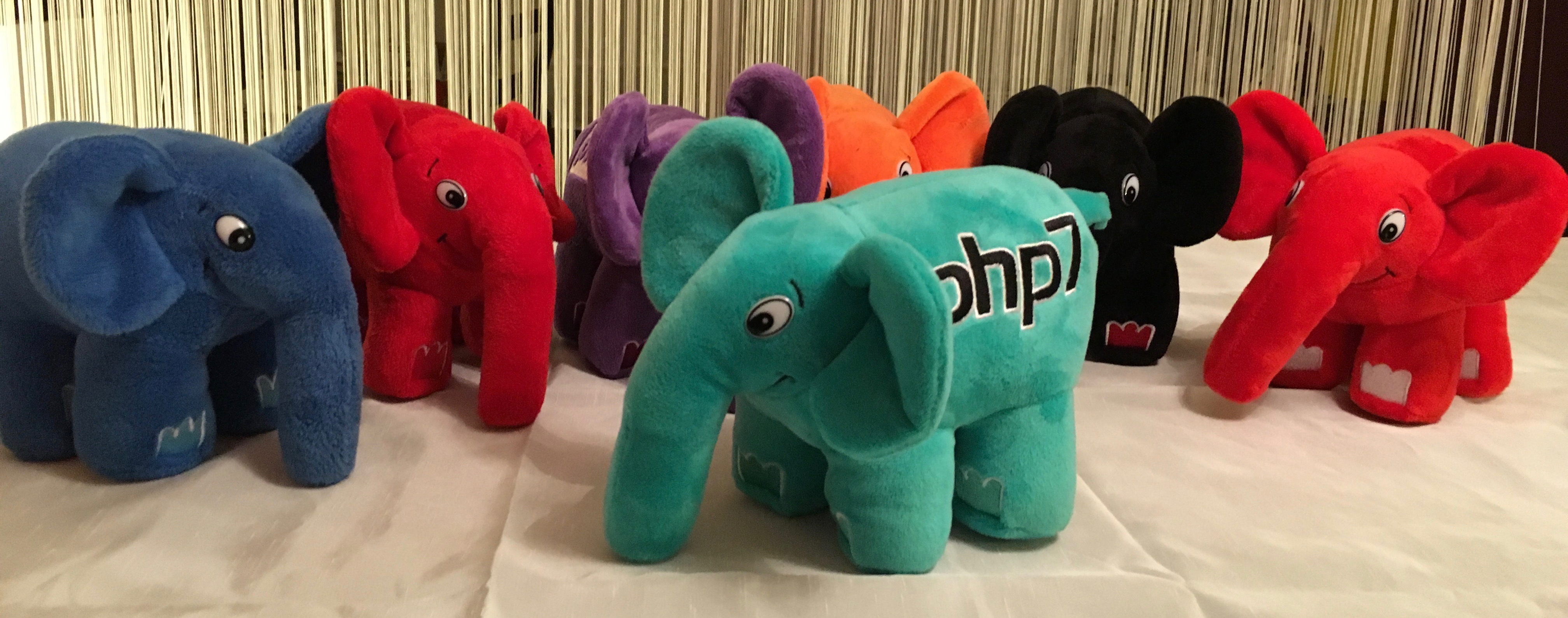 elephpants PHP7