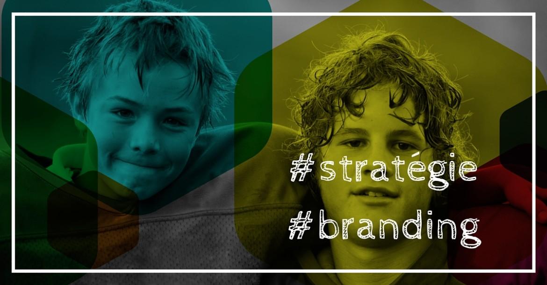 Portfolio | Re-positionnement stratégique & développement d'identité