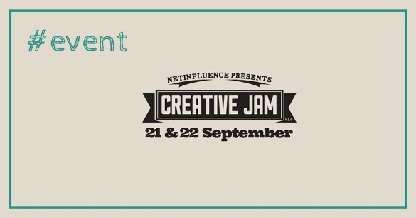 How creative can you be in 8hrs? Join our Creative Jam to find out!