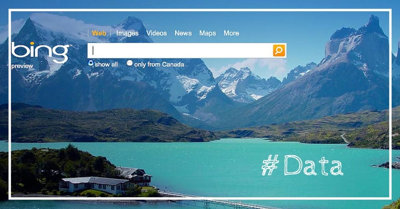 Bing se sert de Facebook pour rendre son moteur plus attractif