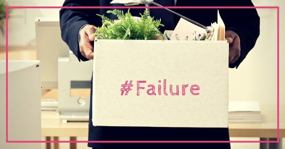 How should we relate to failure?