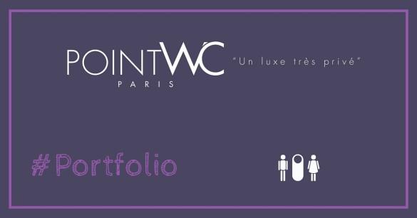 netinfluence lance POINTWC.COM, une boutique en ligne très déco
