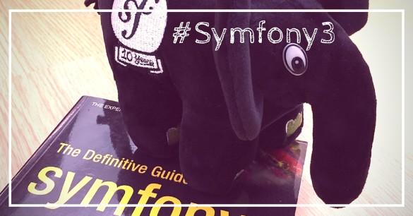 Sortie de Symfony 3.0