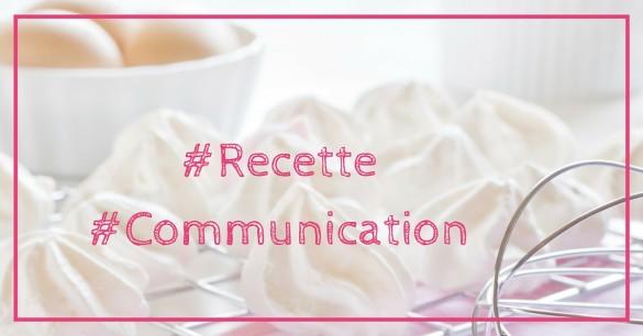 recette communication