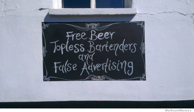 free-beer-topless-bartenders-and-false-advertising